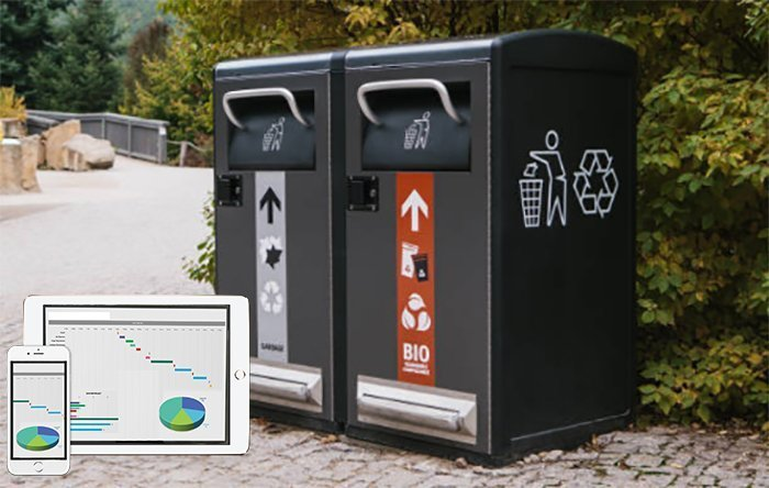 smart refuse collection